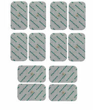12 TENS ELECTRODE STUD LARGE TENS PADS FOR BEURER, SANITAS TENS MACHINES