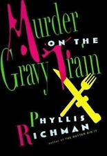 Murder on the Gravy Train, Richman, Phyllis, 006018390X, Book, Acceptable