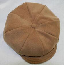 VINTAGE 1920's-1930's STYLE NEWSBOY CAP HAT ZASU CAPS size 7 3/8 - 59cm VI