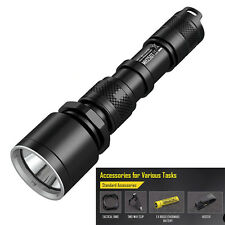 Nitecore MH25GT 1000 Lumens 452M Beam Distance USB Rechargeable LED Flashlight