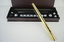 Modular Neodymium Magnetic Polar Magnets Stylus Pen 12 Steel Balls Gift Toys New