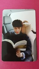 EXO LAY Official Photo Card WHITE v KOREA PRESS 2nd Repackage LOVE ME RIGHT