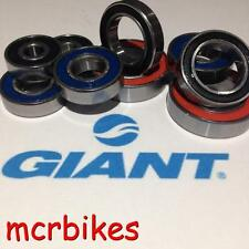 GIANT TRANCE X 08-13 FRAME PIVOT BEARINGS CHROME STEEL REPLACEMENT BEARINGS