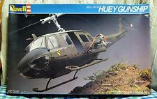 Revell 1/32 Scale Bell UH-1D Huey Gunship Model Kit