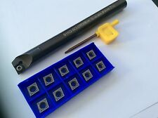 CCMT/CCGT-Bohrstange S16Q SCLCR 09 mit Wendeplatten für VA !!  NEU!!