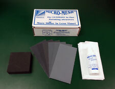 Micro-Mesh KR-70 Acrylic / Plexiglass and Plastic Restoration Kit
