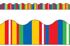 Streifen-tacular Süßigkeiten Grandiose Bordüre Klassenzimmer Schautafel Anzeige