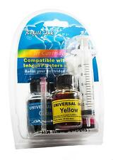 HP 110 HP110 Colour Printer Ink Cartridge Refill Kit - HP110 Inkjet refill inks