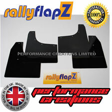 rallyflapZ to fit  AUDI TT Coupe  (1999-2006) Mud Flaps Mudflaps Black 3mm PVC