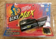 Vintage Milton Bradley BIKE MAX Talking Computer Control Center 1995 Bicycle