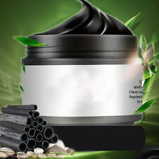 HOT Face Mask Skin PeelOff Deep Cleansing Blackhead Remove Activated Charcoal ab