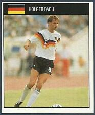 ORBIS 1990 WORLD CUP COLLECTION-#076-WEST GERMANY-HOLGER FACH