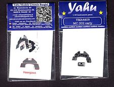 Yma4809/yahu-Macchi mc.202 (Early) - strumento Panel - 1/48