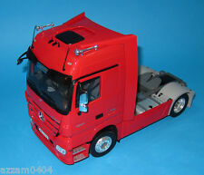 Eligor Mercedes - Benz Actros Truck 1:18 scale die cast RED RARE
