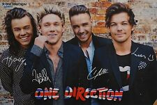ONE DIRECTION - A3 Poster (ca. 42 x 28 cm) - Liam Payne Clippings Fan Sammlung
