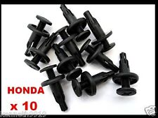 HONDA Civic Accord Bumper Clip Side Protector Garnish Push-Type Plastic Clip T19