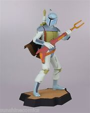 Star Wars Boba Fett Holiday Special Animated Maquette 552/870 Gentle Giant NEW