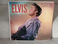 ELVIS PRESLEY~ELVIS~SELF TITLE~RCA LPM-1382~RARE~BAND 1 THRU 6  ~ LP