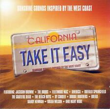 Take It Easy -  Sunshine Sounds Inspired by the West Coast (NEW 2CD)