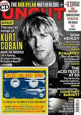 UNCUT MAGAZINE + CD DECEMBER 2015 (KURT COBAIN, DON HENLEY, BOB DYLAN) NEW