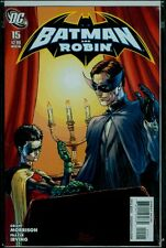 DC Comics BATMAN And ROBIN #15 NM 9.4
