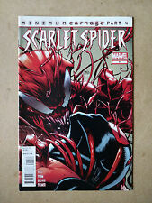 SCARLET SPIDER #11 MINIMUM CARNAGE PART 4 1ST PRINT MARVEL COMICS (2013) VENOM