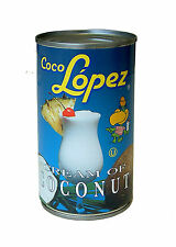 Coco Lopez Cream of Coconut 3 x 425g Tropical Drinks & Desserts Pina Colada