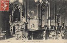 ARRAS hôtel de ville salle des mariages timbrée 1912