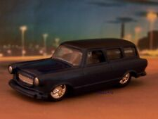 AMC NASH RAMBLER STATION WAGON COLLECTIBLE MODEL - 1/64 SCALE DIORAMA