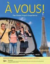 À Vous!: The Global French Experience, Enhanced World Languages - Instructor Ed.