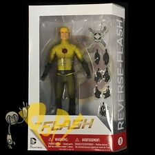 "Reverse FLASH TV Show 6.75"" Action Figure DC Collectibles NEW!"