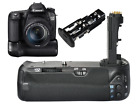 Brand New Battery Grip Hand For Canon EOS 70D DSLR SLR Camera as BG-E14