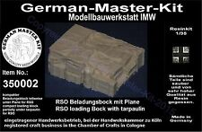 350002, descarga, 1:35, más compacto beladungsblock para RSO, resin, gmkt World of War