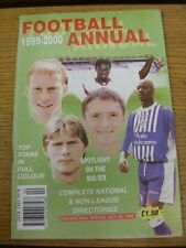 1999/2000 Birmingham Evening Mail: Football Annual, Evening Mail Special. Thanks