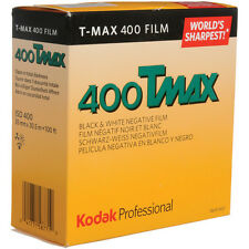 Kodak TMAX 400 Pro Black & White Negative Film 35mm Roll (100ft.) 11/2016