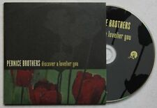 The Pernice Brothers Discover A Lovelier You Adv Cardcover CD GREAT!