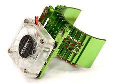 Integy Alum 540 Motor Heatsink w/ Cooling Fan for Slash/Stampede/Rustler/Bandit