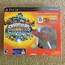 Playstation 3 Skylanders Giants Portal Owners Pack PS3 Accessory Sealed Box NEW