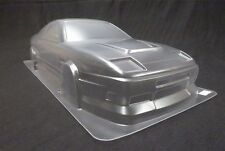 1/10 RC Car PC Clear Body Shell 190mm Nissan S13 180SX Drift On Road Touring