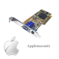 NEW Apple Mac G4 G5 Cube Mac ATI Radeon 7000 32MB AGP VGA Graphics Video Card