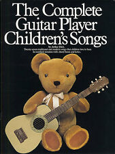 The Complete Guitar Player Childrens Songs Learn to Play Beginner Music Book