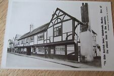 Colnbrook, Slough,  Ye Olde Ostrich Inne Photo  Art Real Photo Postcard, Sunbury