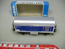 AH949-0,5# Märklin/Marklin H0/AC 4562 Kühlwagen/Bierwagen Foster's, TOP+OVP