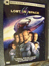 LOST IN SPACE  - DVD - MINT CONDITION - NO DIGITAL COPY