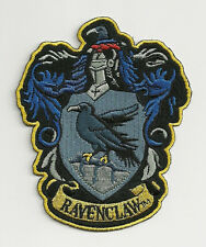 Harry Potter House of Ravenclaw Crest Logo Large Version Embroidered Patch NEW