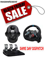 * Brand New * LOGITECH Driving Force G29 Wheel Pedals & Gearstick Shifter Bundle