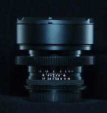 *Cinema Style* Carl-Zeiss Contax Planar 50/1.7 #6697834 - for Canon EF