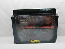 MOTU,Commemorative SKELETOR & PANTHOR,MOC,sealed,Masters of the Universe,He Man