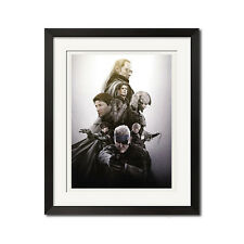 Metal Gear Solid 4 Guns Of The Patriots Poster Print