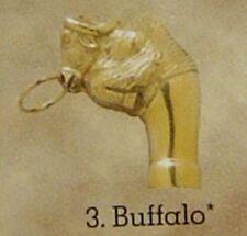 Cane ~ Walking Stick From Bull Sex Organ Buffalo Brass Free Name Tag